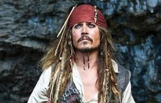Johnny Depp'in son hali hayranlarını korkuttu