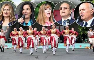 Kıbrıs Türk Kültürüne Londra'da Görkemli...