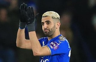 Liverpool ve Manchester City, Riyad Mahrez'in...