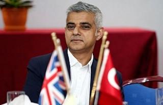 Londra Belediye Başkanı Han Türklerle İftar Yaptı