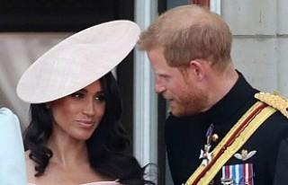 Meghan Markle ve Prens Harry'nin ilk resmi ziyaret...