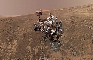 NASA'nın, Mars'taki son keşifleri heyecana...