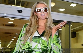 Paris Hilton, Antalya'da