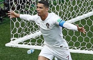 Portekiz Ronaldo ile ilk galibiyetini aldı