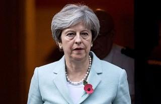 Theresa May'e Brexit'te 'zaman daralıyor'...