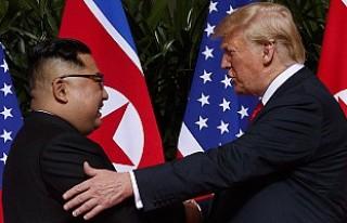 Trump'a göre Artık Kuzey Kore'den nükleer...