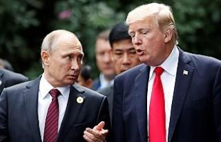 Trump-Putin görüşmesinin yeri belli oldu