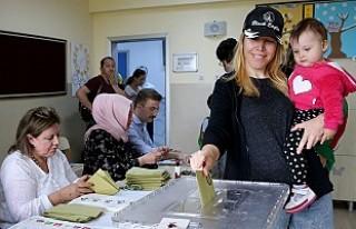 Türkiye, Cumhurbaşkanı ve Milletvekili seçimi...