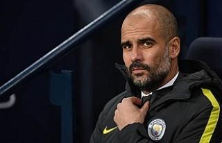 UEFA'dan Manchester City teknik direktörü Guardiola'ya...