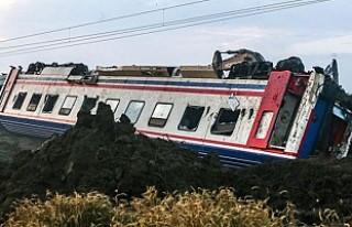 24 kişinin can verdiği tren faciasında gözaltı...