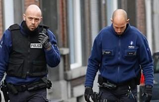 Belçika'da Müslüman kıza saldırıyla ilgili...