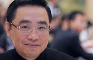 Çin'in en zengin iş adamlarından Wang Jian,...