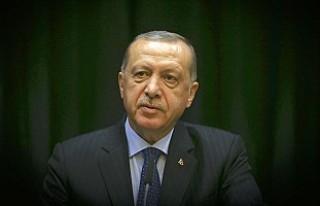 """Erdoğan'dan, """"Biz göbeğimizden Amerika'ya..."""