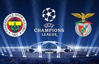 Fenerbahçe'nin UEFA Şampiyonlar Ligi Rakibi...