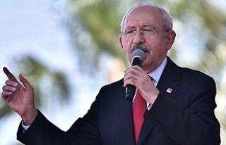 CHP lideri Kılıçdaroğlu'ndan son dakika kurultay...