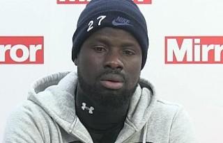 Londra Polisi, Emmanuel Eboue'nin tutuklandığını...
