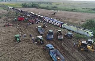 Tren kazasında hayatını kaybedenlerin isimleri...