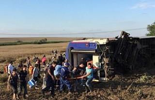 Tekirdağ'daki tren kazasında hayatını kaybedenler...