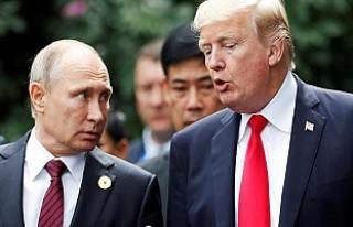 Trump-Putin görüşmesi gerçekleşecek mi?