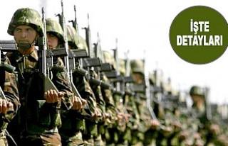Bedelli askerlik düzenlemesi Resmi Gazete'de...