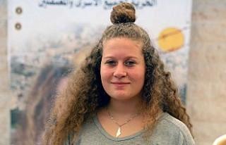 Her Filistinli çocuk bir Ahed'dir