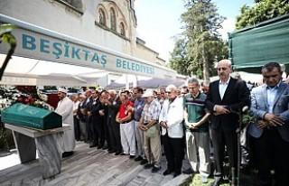 Usta ekonomist Güngör Uras, son yolculuğuna uğurlandı
