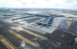 Yeni Havalimanı'na 18 merkezden ulaşılabilecek