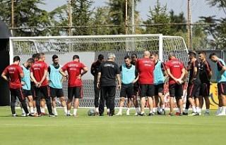 A Milli Futbol Takımı, Bosna Hersek ile Rize'de...