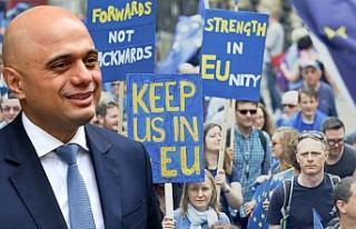 Anlaşmasız Brexit, AB vatandaşlarına kolaylık...