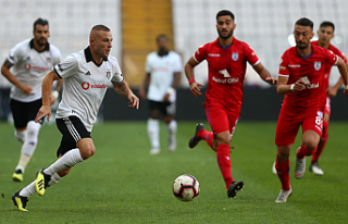 Beşiktaş, Altınordu karşısında üstün