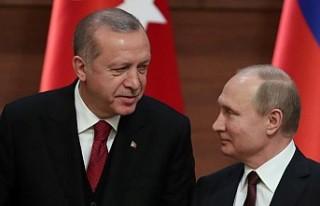 BM'den Erdoğan-Putin görüşmesine ilişkin...