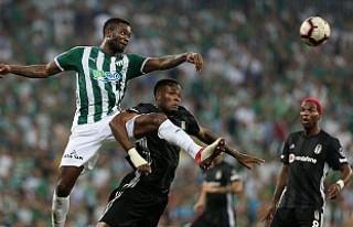 Bursaspor Puanları Beşiktaş'la Paylaştı