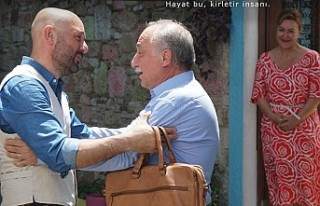 Çağan Irmak'ın 'Bizi Hatırla' Filminin...