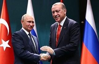 Erdoğan ile Putin'in 'Suriye trafiği'...