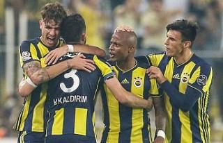 Fenerbahçe, Kadıköy'de yenilmezlik serisini...
