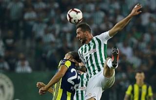 Fenerbahçe Konya'ya Puan Bırakmadı