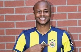 Fenerbahçeli Andre Ayew'den Mesaj Var