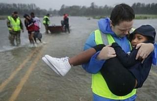 Florence Kasırgası Öldürüyor