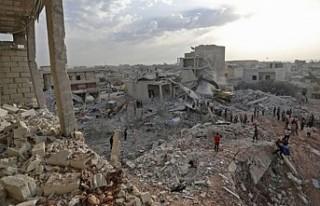 İdlib İngiltere basınında: Putin Suriye'de...