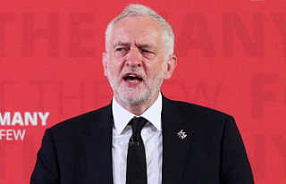 İngiliz ana muhalefet lideri Corbyn'den Filistin'i...