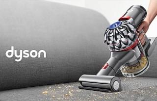 İngiliz süpürge üreticisi Dyson'ın elektrikli...