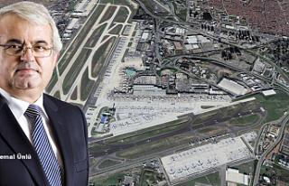 """İstanbul Atatürk, """"dünyanın en iyi 3. havalimanı""""..."""