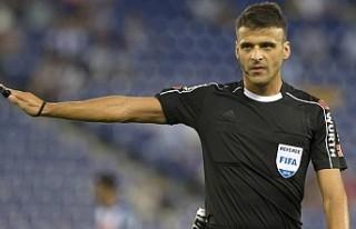 İsveç-Türkiye maçını Jesus Gil Manzano yönetecek