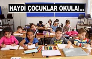 Londra'da Ali Rıza Değirmencioğlu Türk Okulu...