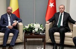 Türkiye ile ilişkilerimizi yeniden canlandırmaya...