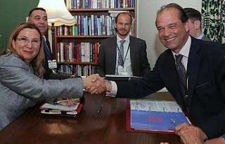 Türkiye ile İngiltere arasında ekonomik iş birliği