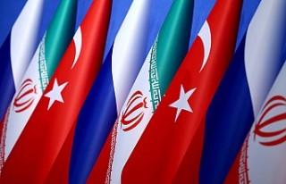 Türkiye-İran-Rusya Zirvesi'nin ortak bildirgesi...