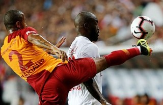 Antalyaspor, Galatasaray'a istediğini verdi