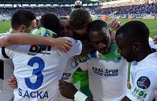 BB Erzurumspor 1-0 Alanyaspor