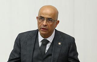 CHP İstanbul Milletvekili Enis Berberoğlu, yemin...